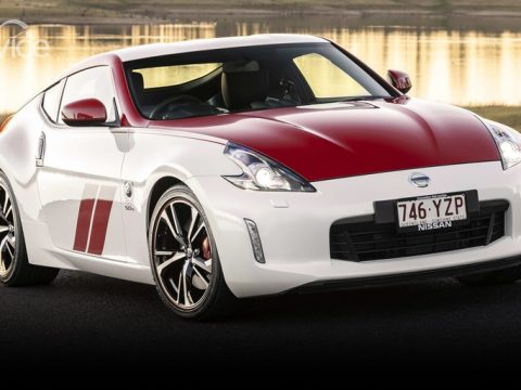 Loat xe gay that vong nhat 2019 hinh anh 1 Nissan_370Z_50th_Anniversary_Edition_1.jpg